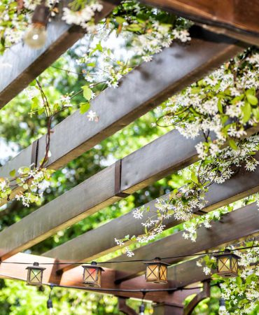 Home View Landscapes - Garden Beams