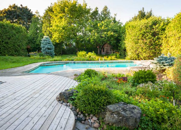 Home View Landscapes - Swimming pool