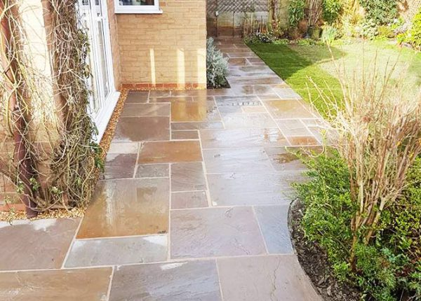 Home View Landscapes - Paving 17
