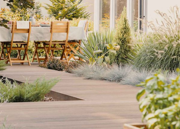 Home View Landscapes - Decking