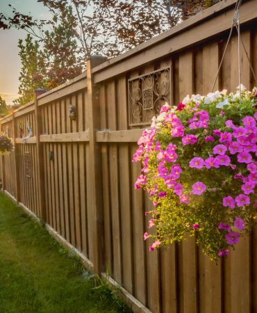 Home View Landscapes - fencing