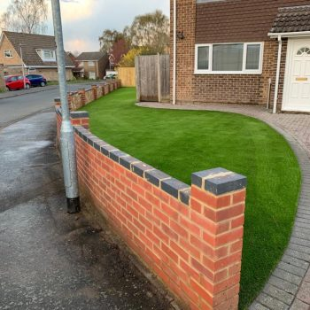 Home View Landscapes - AstroTurf 2