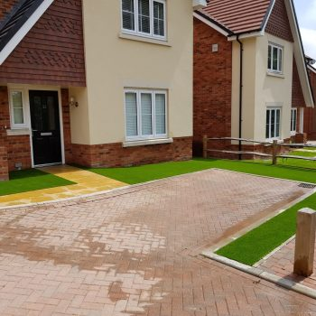 Home View Landscapes - block paving